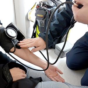 Diplôme d'État d'Ambulancier