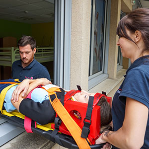 Attestation Auxiliaire Ambulancier